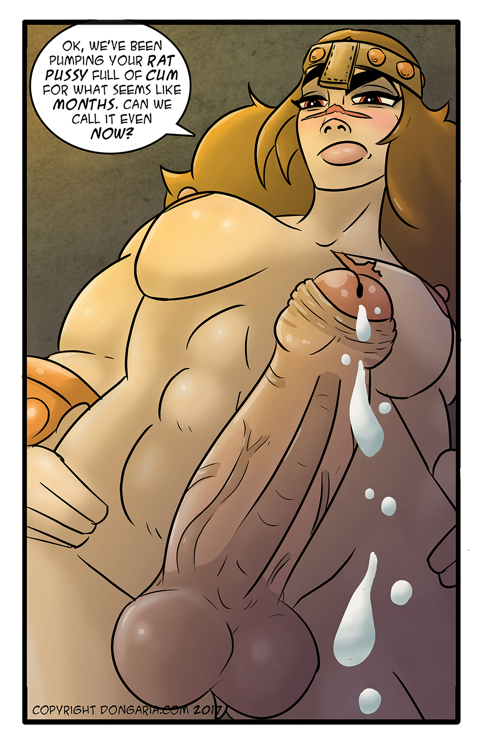 Babes of Dongaria Chapter 3 Page 20: Moving Forward
