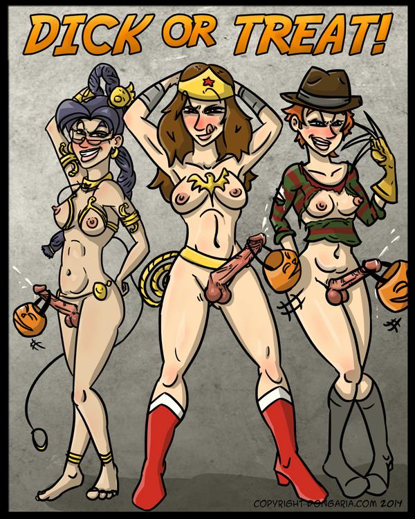 Bonus Page: Happy Halloween!