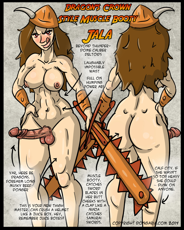 Character Sheet: Reworking Jala?